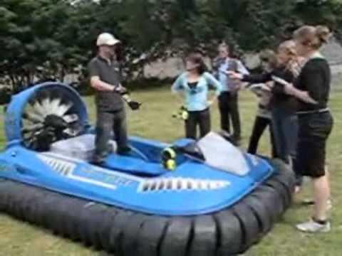 Mini Hovercraft : Hov Pod Personal Hovercraft