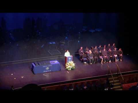 Somerset Academy Charter High School, 2017 Commencement - Keynote Speech