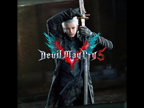 Devil May Cry 5 Vergil Gameplay Ps4 Youtube