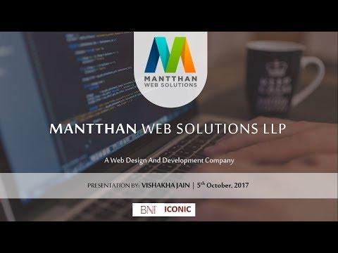 Mantthan Web Solutions LLP Portfolio