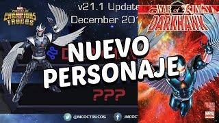 BitoNews: DARKHAWK ¿Nuevo Personaje? | ¿Qué Habilidades Posee? - Marvel Contest of Champions