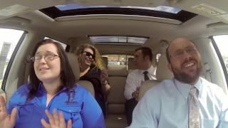 Car Karaoke with Auffenberg Nissan