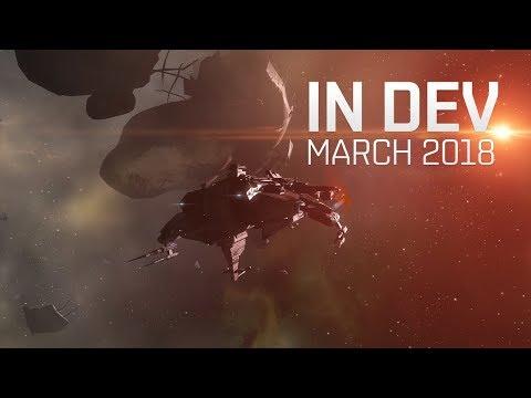 EVE Online  In Development March 2018