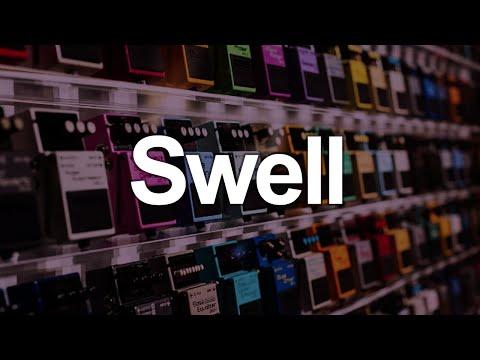 Guitarra com Swell, como é o som?