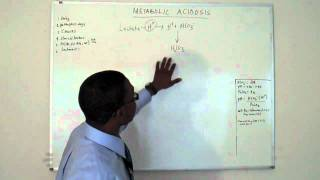Metabolic acidosis 1 (best & easy way to learn)
