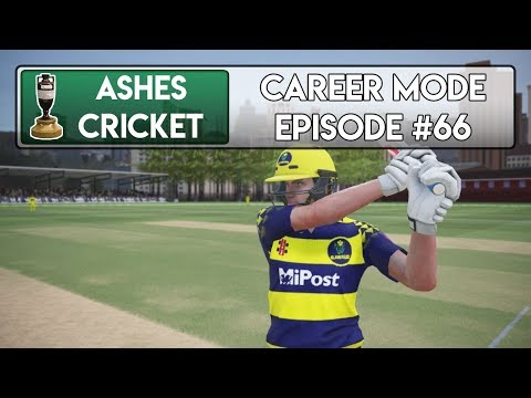 IS HE BACK? - Ashes Cricket Career Mode #66
