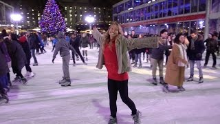 VTV | Celebrating the Holidays In New York City with Sailor Brinkley Cook