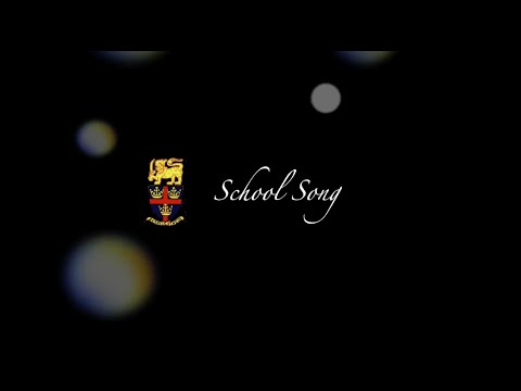 Trinity College Kandy - School Song