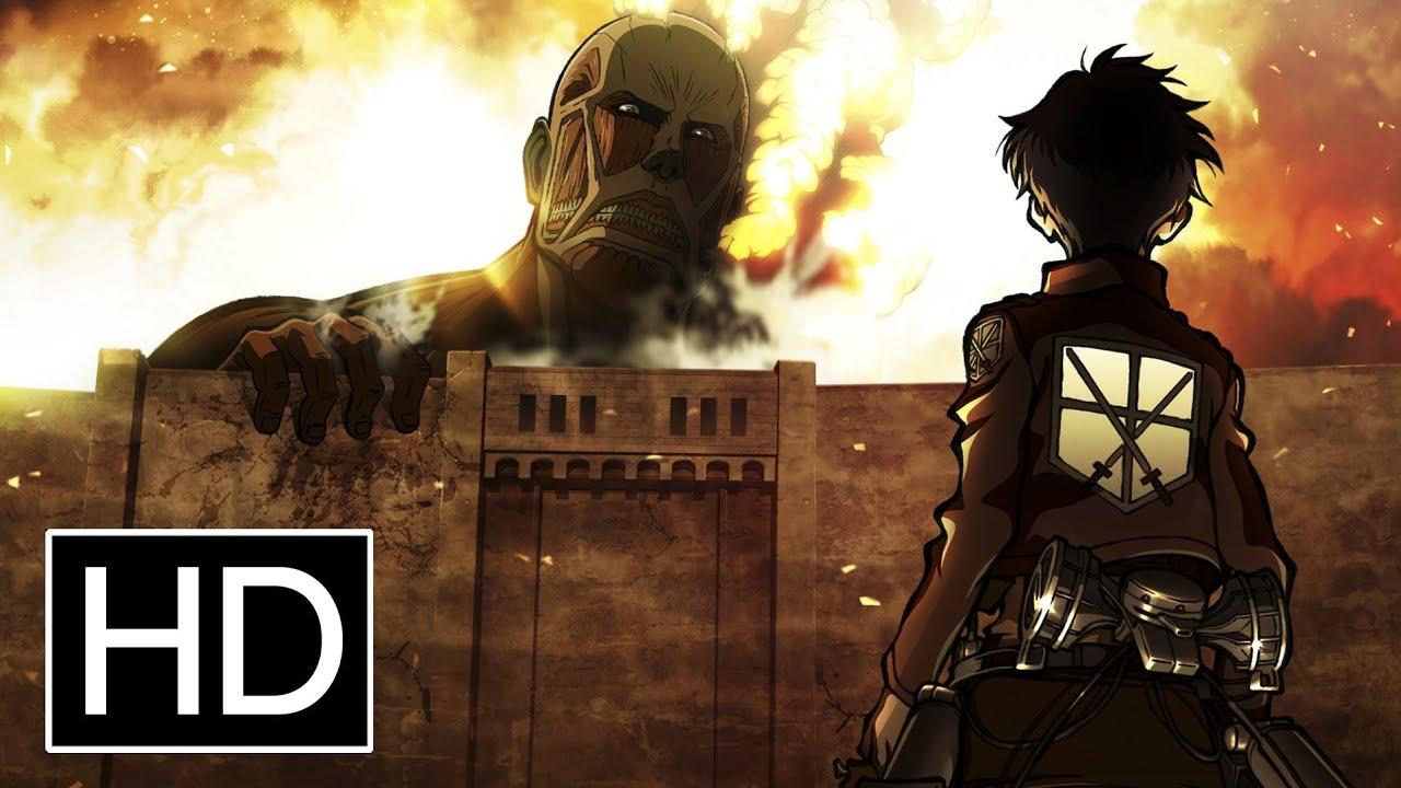 Attack On Titan Trailer