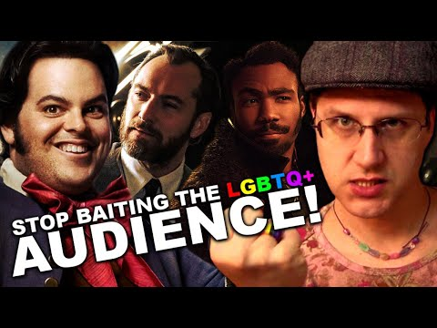 Stop Baiting LGBTQ+ Audiences - A Pop Culture Rant (Star Wars, DC, Disney, Harry Potter & More)