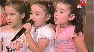 Christell - Mis Amigos Barney, Bob Esponja y La Sirenita