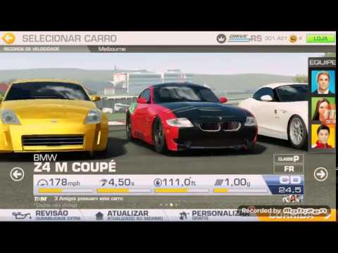 Real Racing 3 Bmw Z1 Youtube
