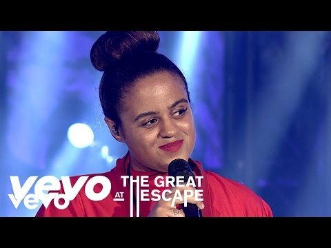 Seinabo Sey - Younger (Live) - Vevo UK @ The Great Escape 2015