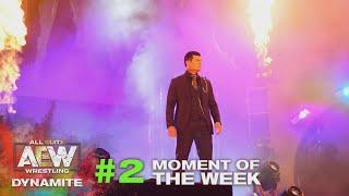 Cody is Back in Black | AEW Dynamite, 9/23/20