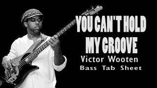 Victor Wooten - U Can