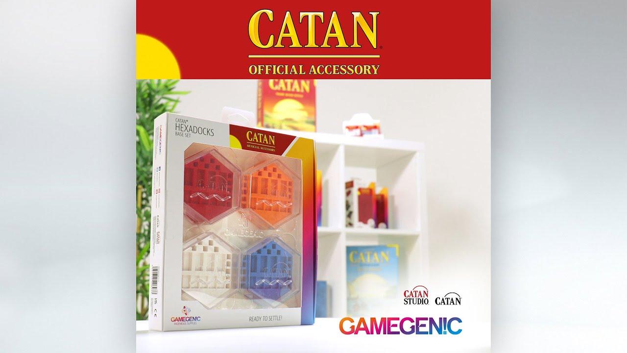 Gamegenic Catan Hexadock Extension Set