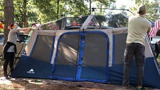 Camping @ Texas Renaissance Festival   Day 1