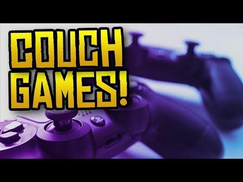 Best Split Screen Co Op Games on PS4