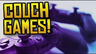 Best Split Screen Co Op Games on PS4
