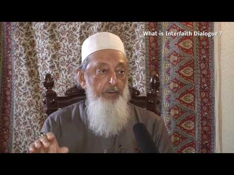 Sheikh Imran Hosein About Interfaith Dialogue
