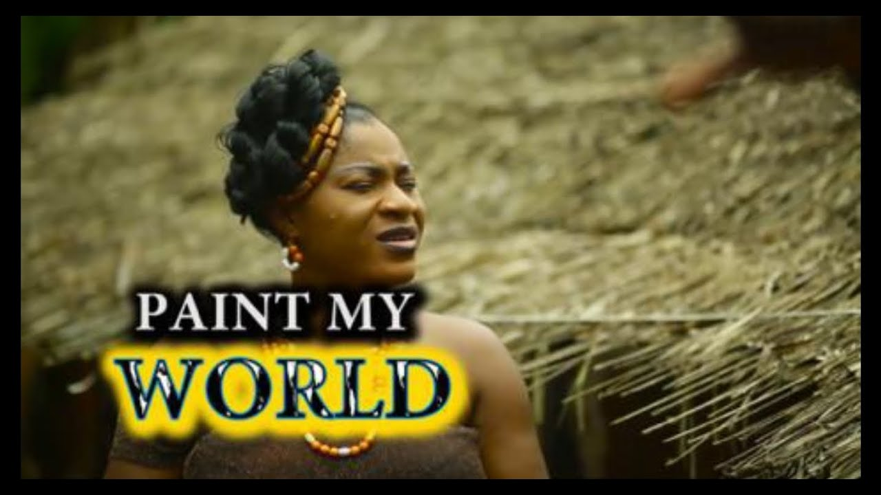 PAINT MY WORLD - BRODASHAGY & DESTINY ETICO (2020) NIGERIAN NOLLYWOOD MOVIES FULL HD