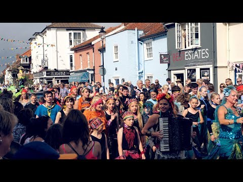 Aldeburgh Carnival 2017 • Group A • Learning & Inclusion • Snape Maltings