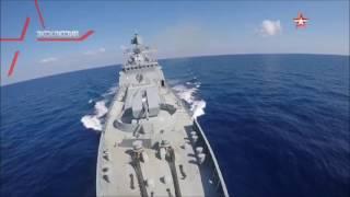 «Калибры» бьют по ИГИЛ в Сирии