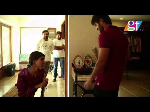 Making Video of Samantha  Madhuravani  |  Great Telangana TV