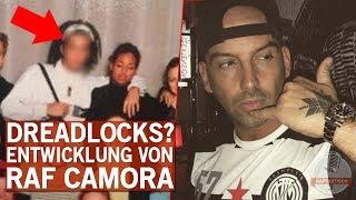 Raf Camora mit Dreadlocks – Seine optische Entwicklung