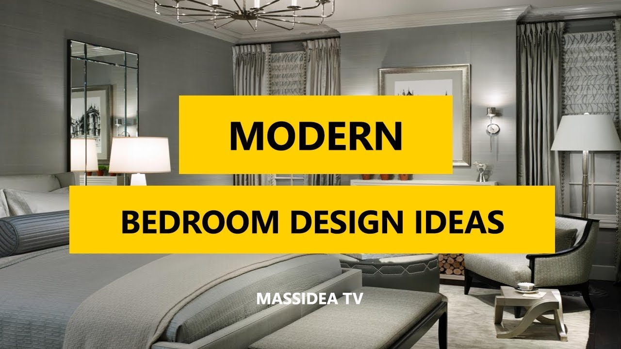 50+ Best Modern Design Ideas For Your Bedroom 2018 - YouTube