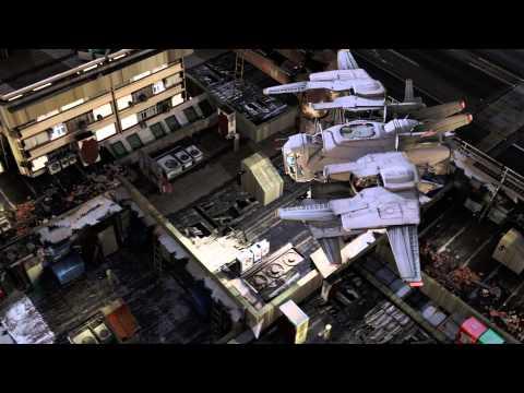 Dynamo ep5 VFX breakdowns
