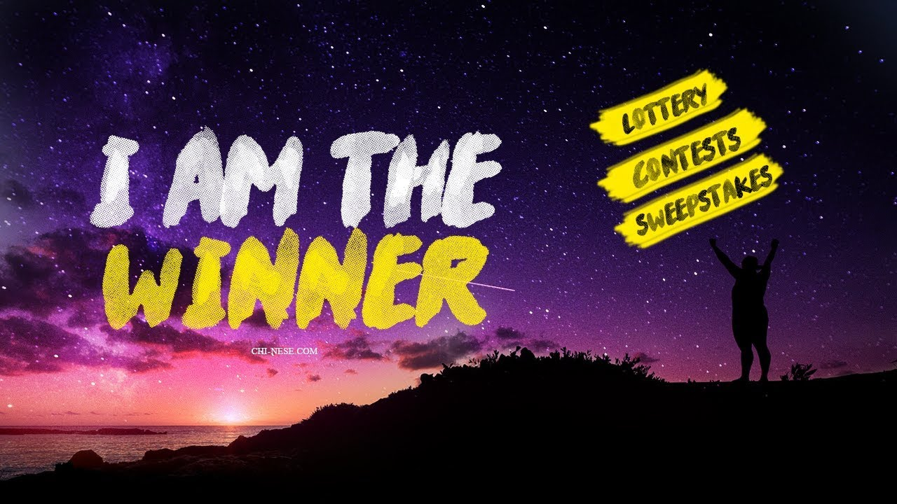 21 Affirmations For Winning The Lottery - Lottery Affirmations