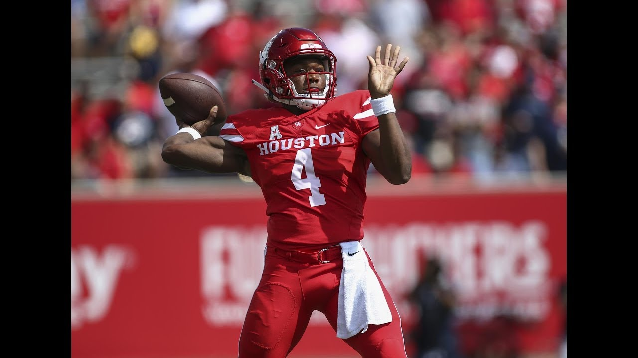 2018 American Football Highlights Houston 45 Arizona 18 Youtube