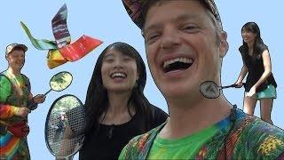 DIY How to Fold: Origami Badminton Birdie | Ft. Jeremy Shafer Origami | Summer Crafts Kids