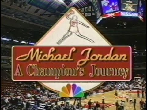 Michael Jordan: A Champion's Journey [NBC Showtime] (1998)