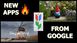 Reviewing the Hottest?? New Google Apps | Technology gone Viral | Google Tulip | Google Winds...etc