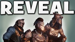 Destiny - NEW DLC REVEAL Its Coming  (Rise of Iron)