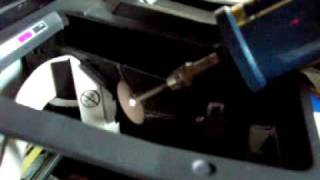 Deel 3, Installeren van een CISS in de Epson DX4450