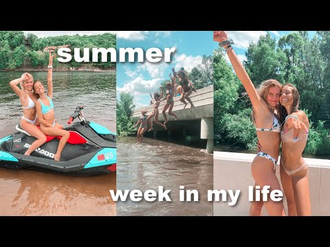A Week In My Life: Summer Edition With Josie Jabs