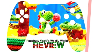 Poochy & Yoshi's Woolly World Review | Knuddelhüpfer zum Mitnehmen