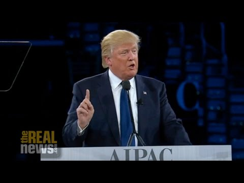 Did Trump Play AIPAC?
