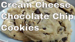 Cream Cheese Chocolate Chip Cookie Recipe - Legourmettv
