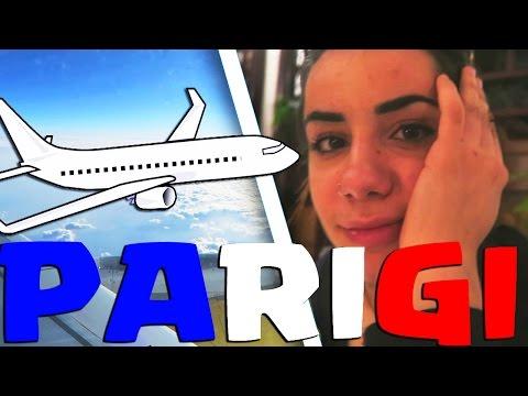 ST3PNY E LA MARINA APPRODANO A PARIGI!!