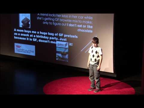Ask me. Don't assume. Tips on accommodating food allergies. | Joseph Daiber | TEDxYouth@Columbus