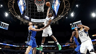BEST DUNKS in the NBA | January 2017