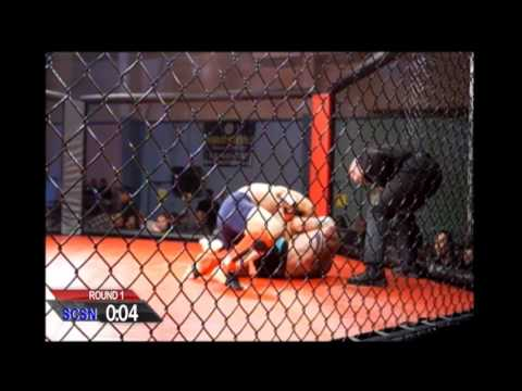 Cage Combat Fighting Championships. 12-3-16