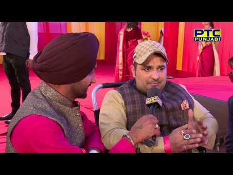 Jatinder Shah at RED CARPET | PTC Punjabi Music Awards 2017 | PTC Punjabi