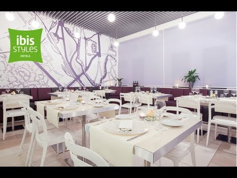 Discover Ibis Styles Roma Eur • Italia • Creative By Design Hotels • Ibis
