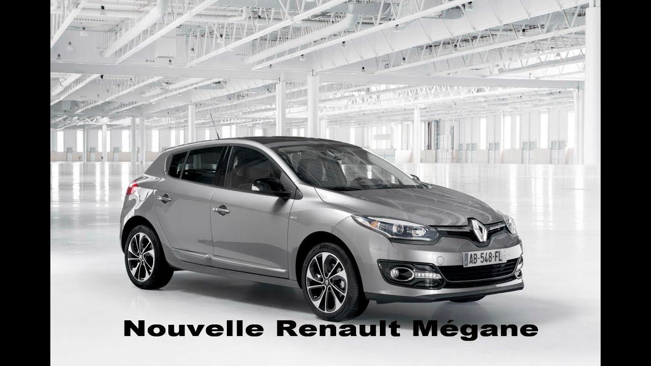 2014 - Nouvelle Renault Mégane - YouTube