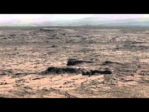 Martian Dust Storm Tracked by Mars Rover Curiosity